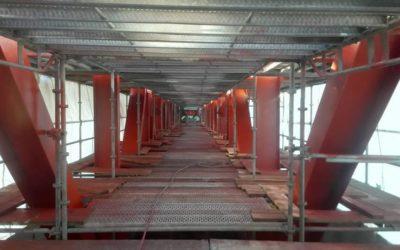Poprawa bezpieczeństwa na kolejowym Moście Gdańskim