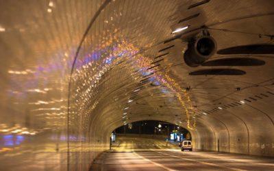 Tunel TRASA WZ